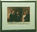 Archbishop Iakovos and President Carter  » Click to zoom ->