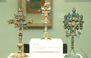 Antique Blessing Crosses  » Click to zoom ->