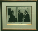 Archbishop Iakovos and President Johnson  » Click to zoom ->