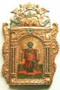 Icon of Virgin and Child from Iconostasis  » Click to zoom ->